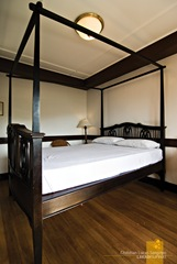 Four-Post Bed at Corregidor Inn