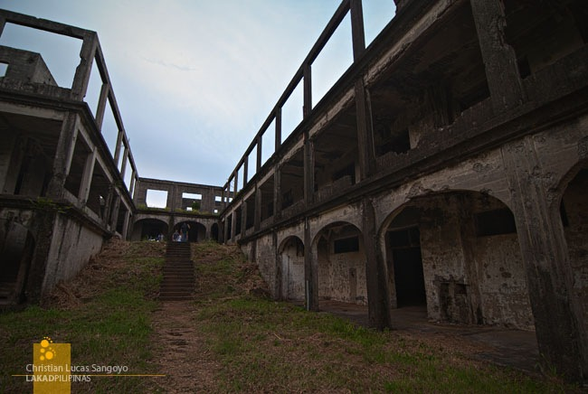 The Old Haunted Hospital at Corregidor