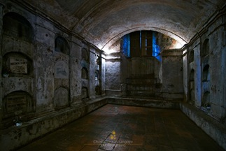 The Crypt at Nagcarlan Underground Cemetery