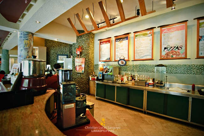 Cafe Bob's Counter in Bacolod City