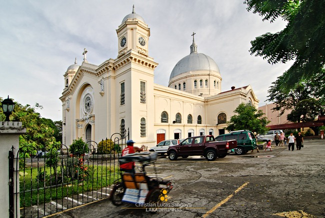 The San Diego Cathedral in Silay City