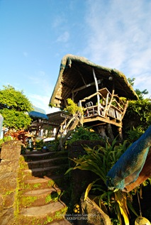 Leslie's Tagaytay Outdoor Huts