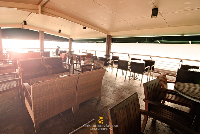 Starbucks Tagaytay Second Floor Open Deck
