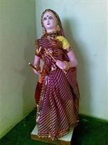 गुडिया कला झाबुआ-Doll art Jhabua