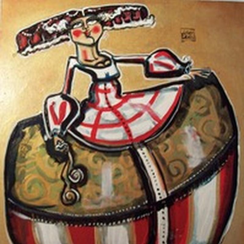 Dibujos de flamencas y gitanas