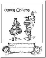 cueca chilena bligcolorear 1