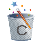 1Tap Cleaner (clear cache, history and call log) icon