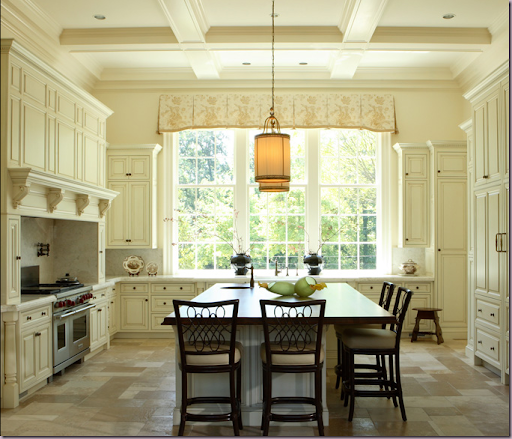Things That Inspireu0027s Dream Kitchen: The Large Center Window Is The Most  Important Element To Include If Wanting To Copy This Kitchen.