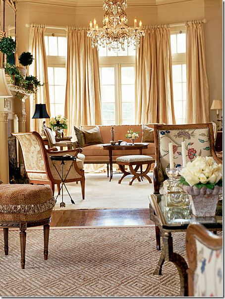Gerrie Bremermann Combined The Stark Diamond Sisal Rug In This Family Room With A Flat Oushak Is Living