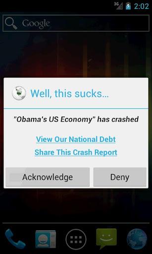 Obama's US Economy