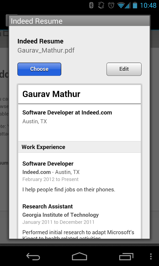 Indeed Job Postings: Indeed Job Search Latest Android APK