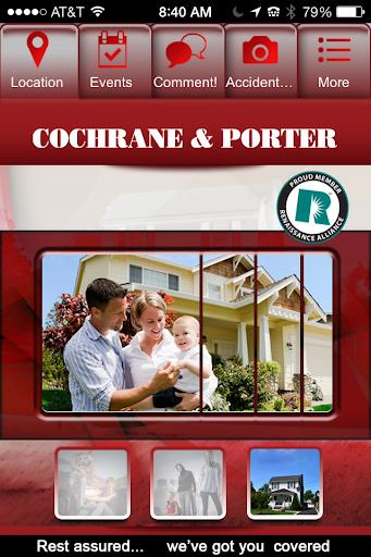 Cochrane and Porter Insurance