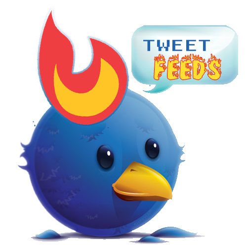 Tweet Your Feeds | Feedburner & Twitter Image