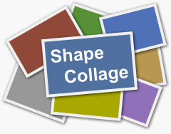 Shape Collage Logo icon image