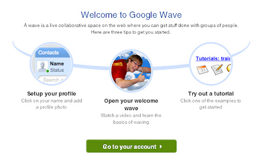 Google Wave's First Birthday Opened for public no invites required for sign up image stopped google wave shuts down service standalone product