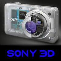 Sony's Cyber Shot World's Smallest 3D cameras models TX9 and WX5 with features like 3D panorama, Superior Quality Mode, Background Defocus