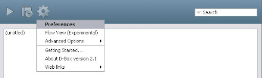 DOSBOX-DBox-Run Dos Programs in Windows Vista windows 7 preferences photo tutorial logo