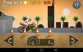 Screenshot of Racer: Superbikes