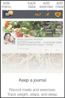 Screenshot of MealLogger-Photo Food Journal