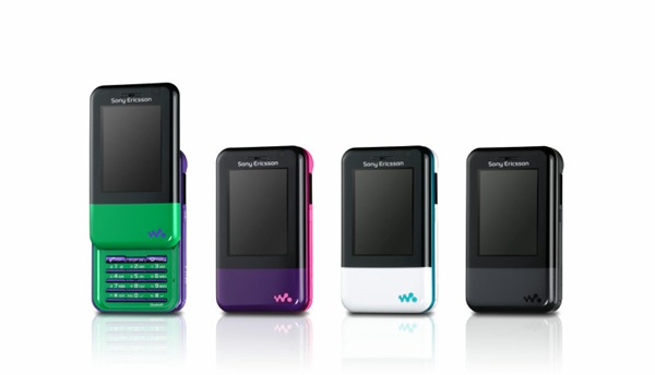 Walkman Phone, Xmini