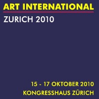 Art International, salon d'art contemporain. Zurich 2010