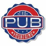Logo for The Pub Fountains