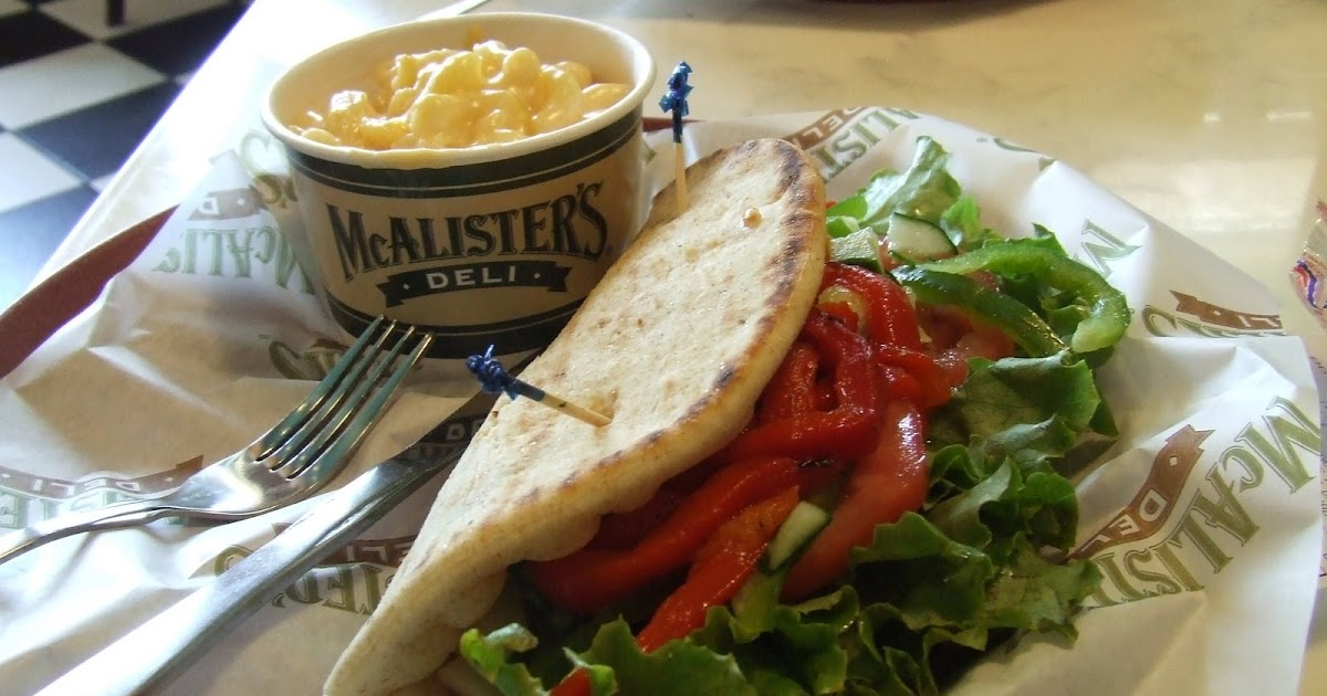 Nothing Better To Do Mcalister S Deli