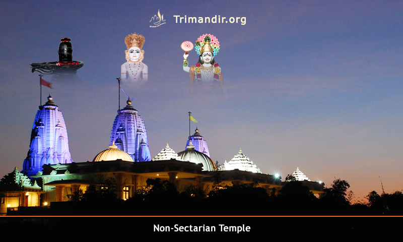 Trimandir-Non Sectarian Temple- screenshot
