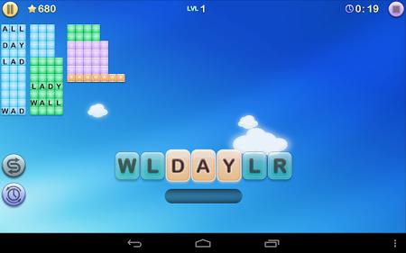 Jumbline 2 - word game puzzle 1.9.9 screenshot 8144