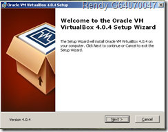 Instalasi Virtual Machine Langkah 1