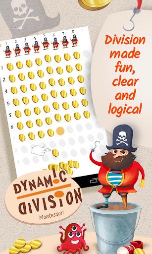 Montessori Dynamic Division