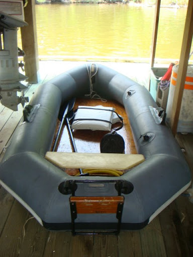Avon Dinghy Sole Cruisers Amp Sailing Forums