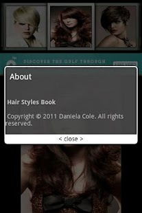 Hair Styles Book - screenshot thumbnail