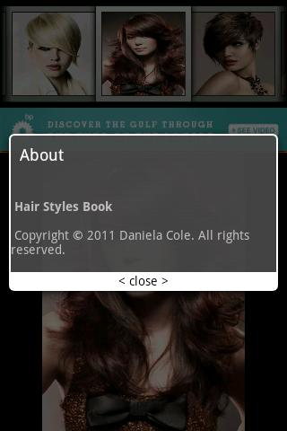 Hair Styles Book - screenshot