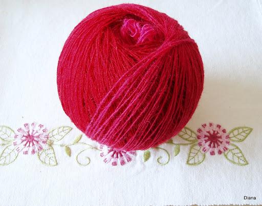 вязание ажурными нитками