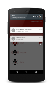 Wear Aware - Phone Finder Screenshot 4