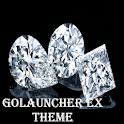 Black Diamond Bling GoLauncher icon
