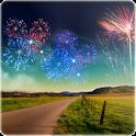 Firework Explosion wallpaper logo