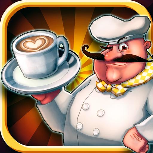 Papa's Cafe : Coffee Maker LOGO-APP點子