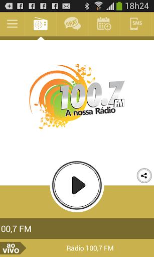 Rádio 100.7 FM