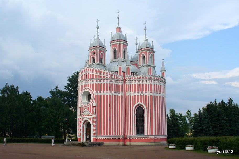 Чесменская церковь Cesme Church photo yuri1812