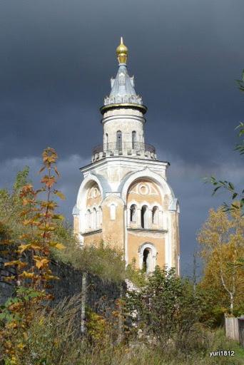Свечная башня Торжок, Тверская область Ignition tower Torzhok, Tver Oblast photo yuri1812