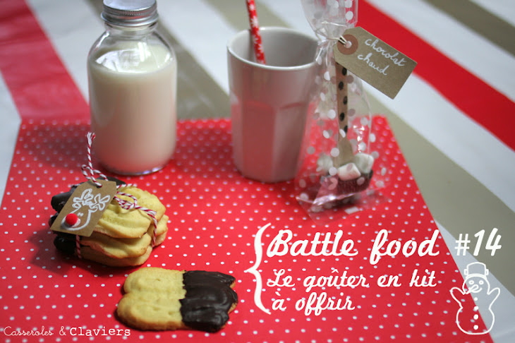 Chocolate Spritz and Hot Chocolate Spoons Recipe
