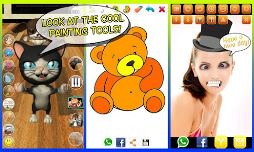 Talking Cat & Dog – AdFree v3.3