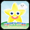 Happy Star Adventures icon