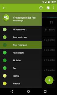 n'4get Reminder Pro- screenshot thumbnail