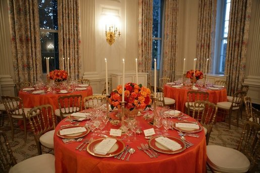 East Wing Rules Where To Dine At The White House