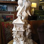 Lovely Blanc de Chine Lamp from Uptown Modern, Austin, TX