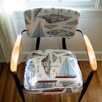 Lizzie - Starboard Chair