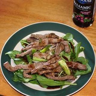 Asian Steak Stir-Fry Salad